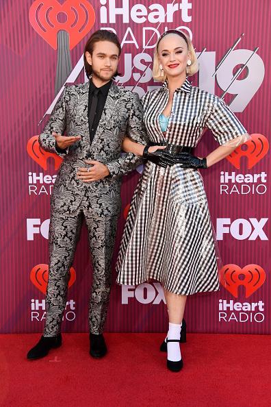 Кейти Пери и Zedd