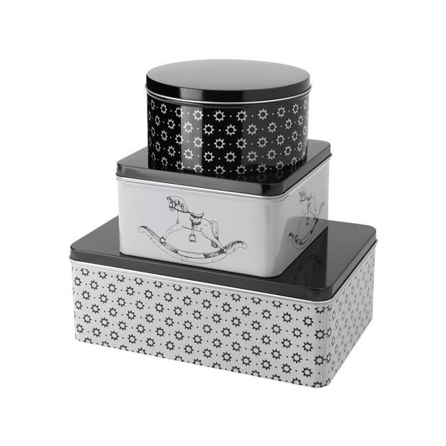 Кутии с капак VINTER 2015, IKEA, 13,99 лв/3 бр