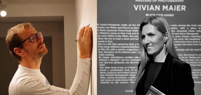 Гергана и Иван Мудови снимка: Дневник/архив, View Sofia Първото семейство в българското съвременно изкуство, ако ни позволят да ги наречем така - Гергана и Иван Мудови. Тя: завършва илюстрация и фотография в Холандия; работи в рекламния бранш, след това в медиите, а днес единствено в сферата на изкуството, което, както тя казва, я е върнало отново към себе си; главен виновник е за организацията на великолепни изложби, в частност фотографски. Той: един от най-активните български художници на своето поколение и председател на управителния съвет на Института за съвременно изкуство в България; разполага с впечатляваща биография от изложбени участия и самостоятелни представяния в най-популярните арт институции по света и макар че повечето от мащабните му проекти са (за известно наше съжаление) реализирани в чужбина, тези, които са познати на българската публика, са сред най-ярките прояви на съвременното ни изкуство. Двамата заедно: гръбнакът, мозъкът и ДНК-то на фондация МУСИЗ.