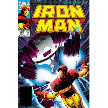 """Комикс """"Iron Man"""" от Elephant Bookstore С колекционерска стойност. Цена : 9.90 лв."""