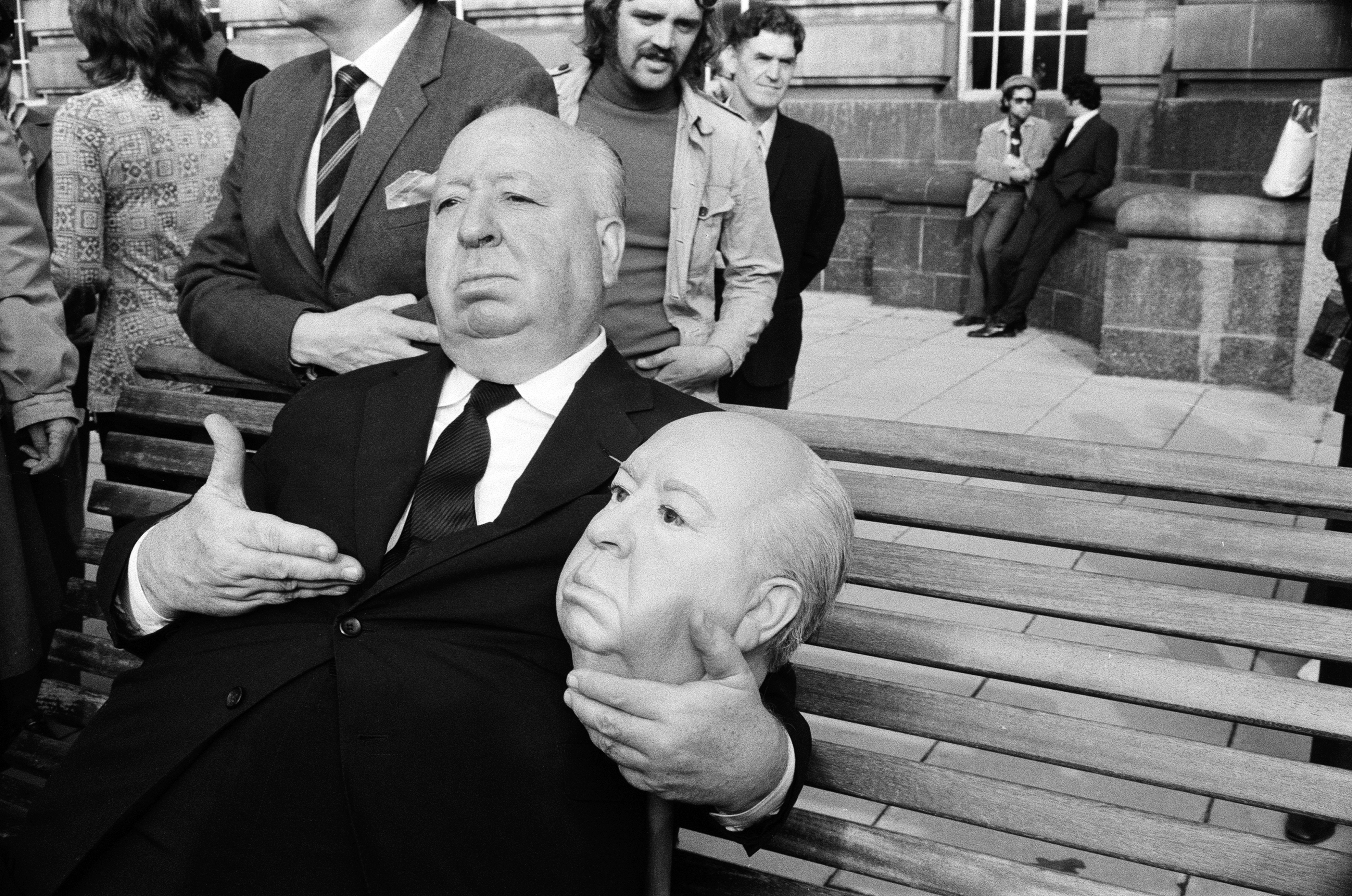 Алфред Хичкок, 1971