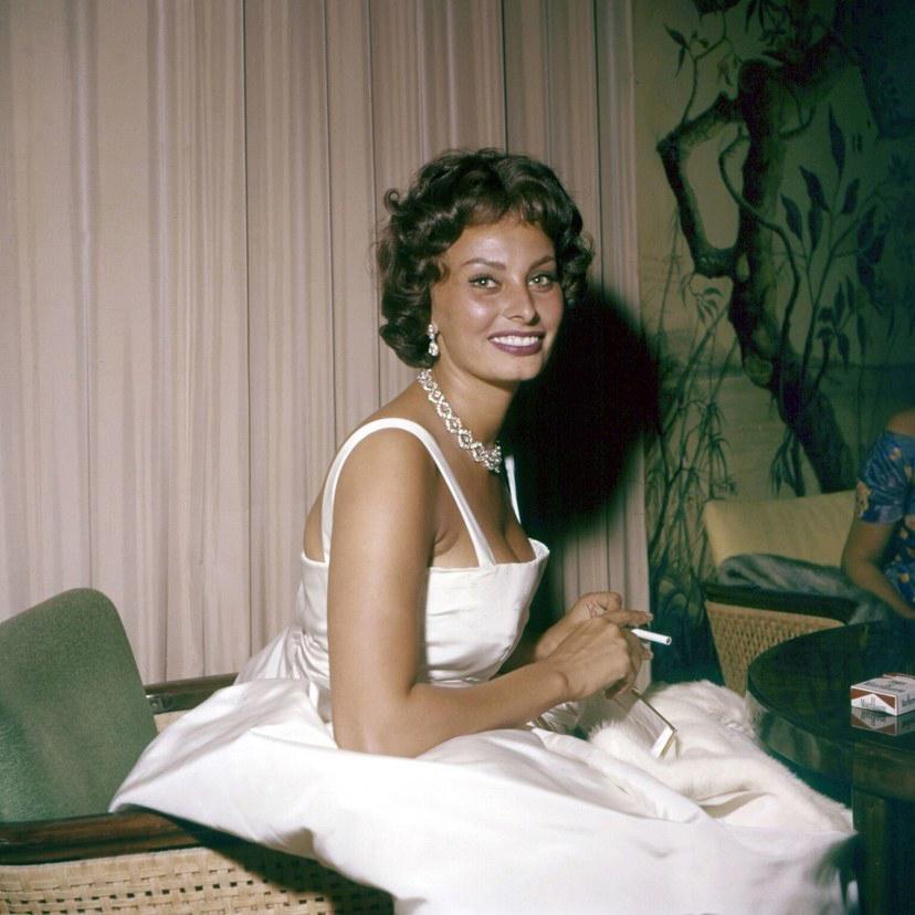 София Лорен, 1958