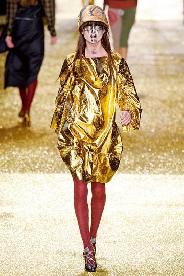 Vivienne Westwood  есен-зима 2011