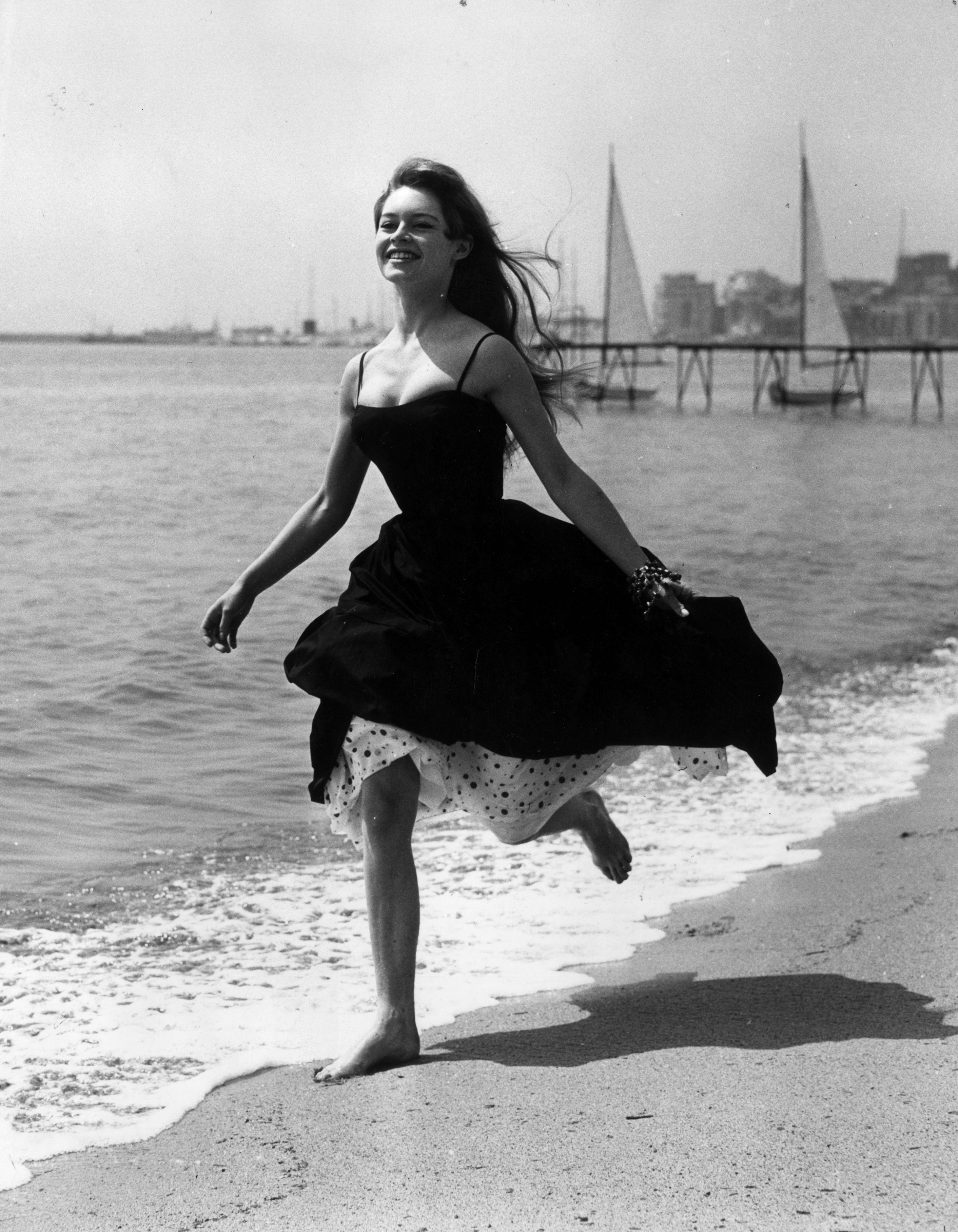 Бриджит Бардо, 1956