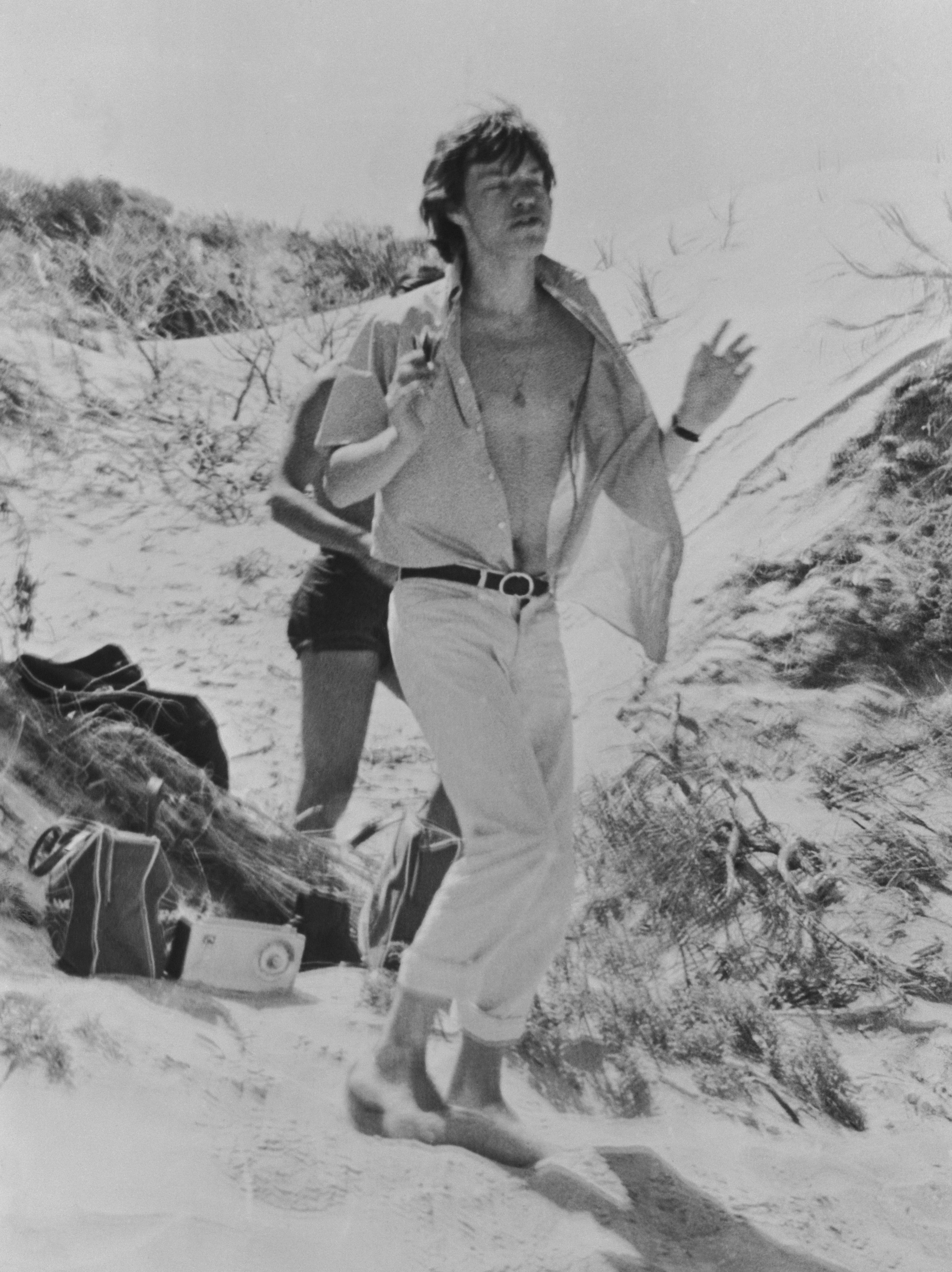Мик Джагър, 1965