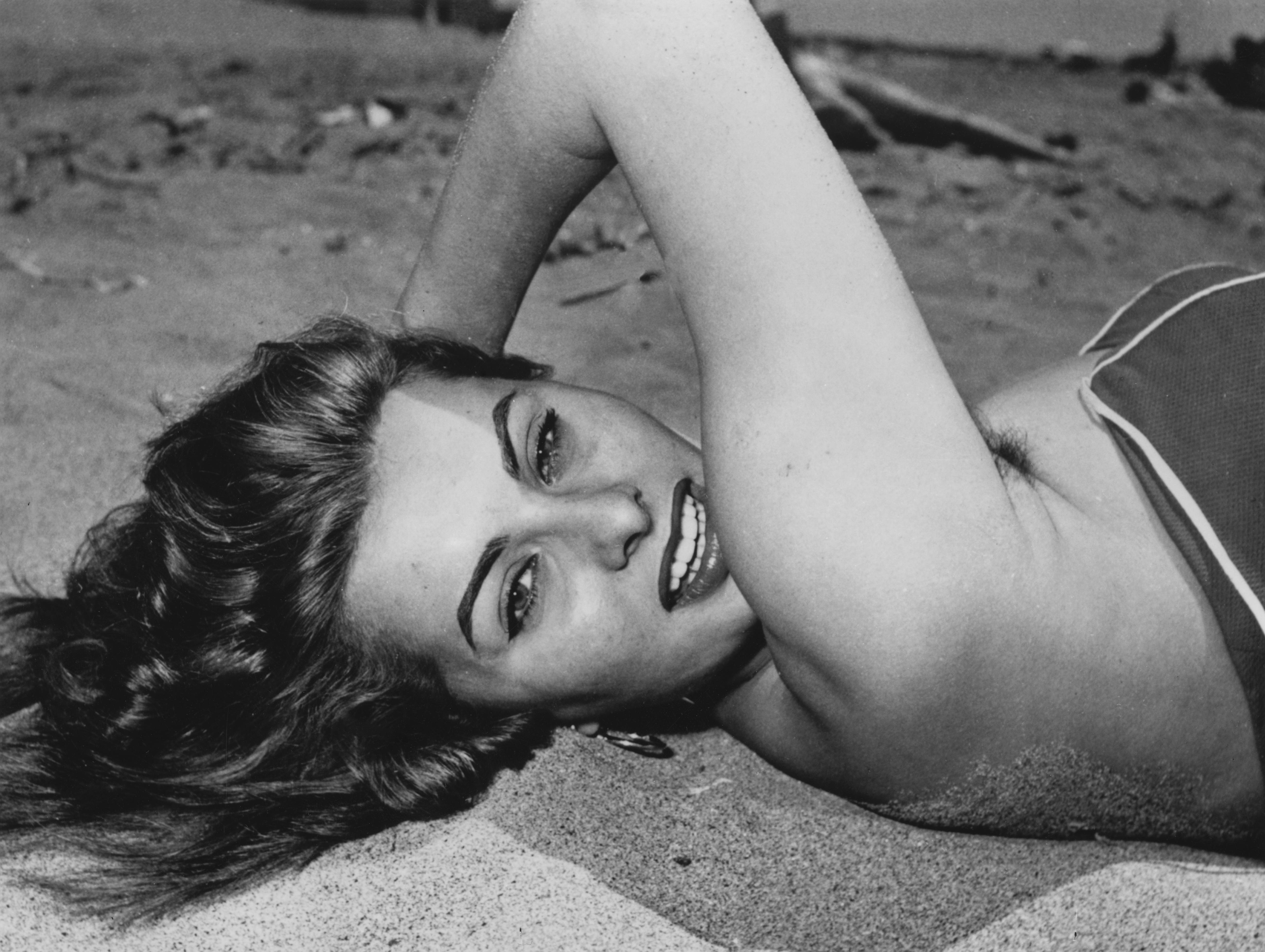 София Лорен, 1954