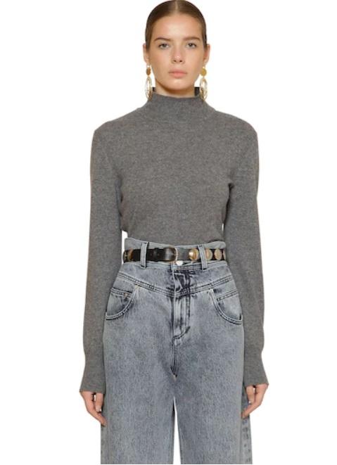 Кашмирен пуловер Alberta Ferretti 735лв.