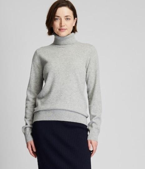 Кашмирен пуловер Uniqlo 126лв.