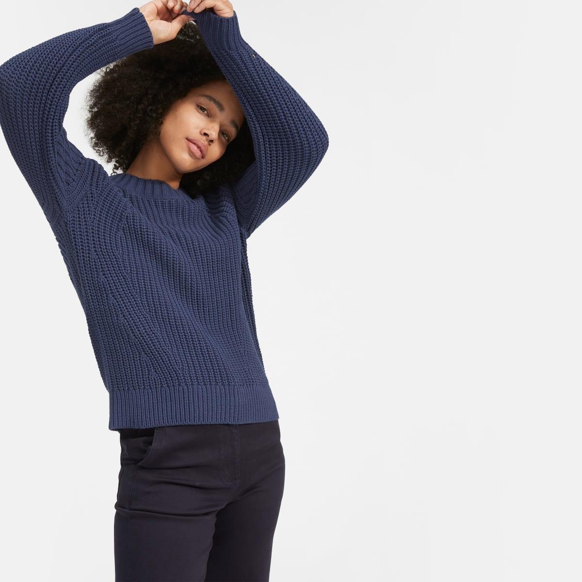 Пуловер Everlane от 160лв. на 130лв.