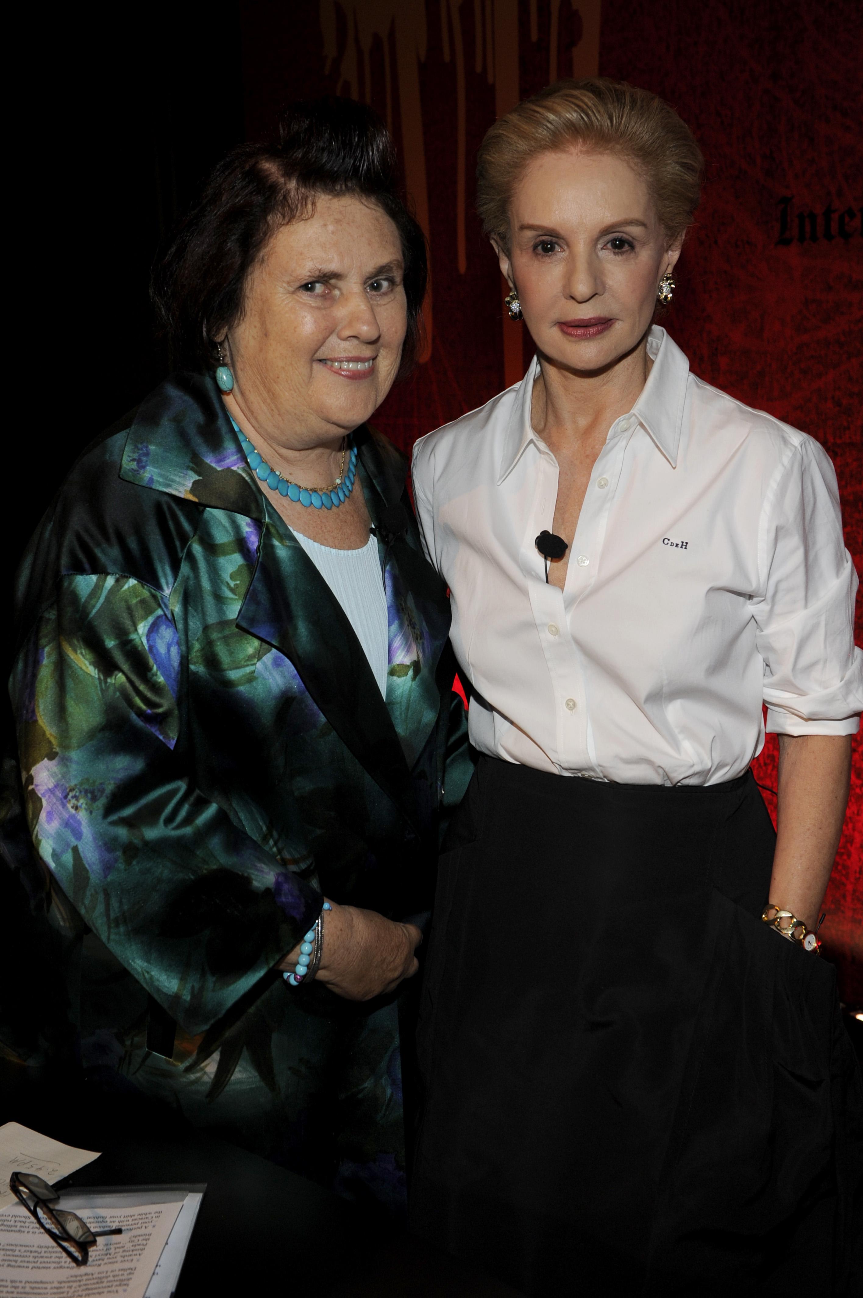 Сузи с Каролина Ерера