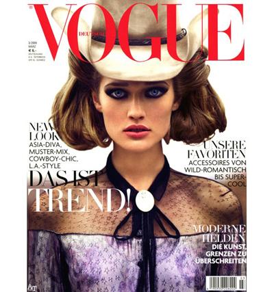 Vogue, 2009 година