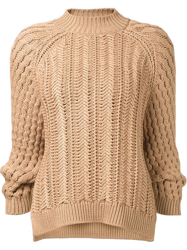 3.1 PHILLIP LIMВълнен пуловер 710 евроfarfetch.com