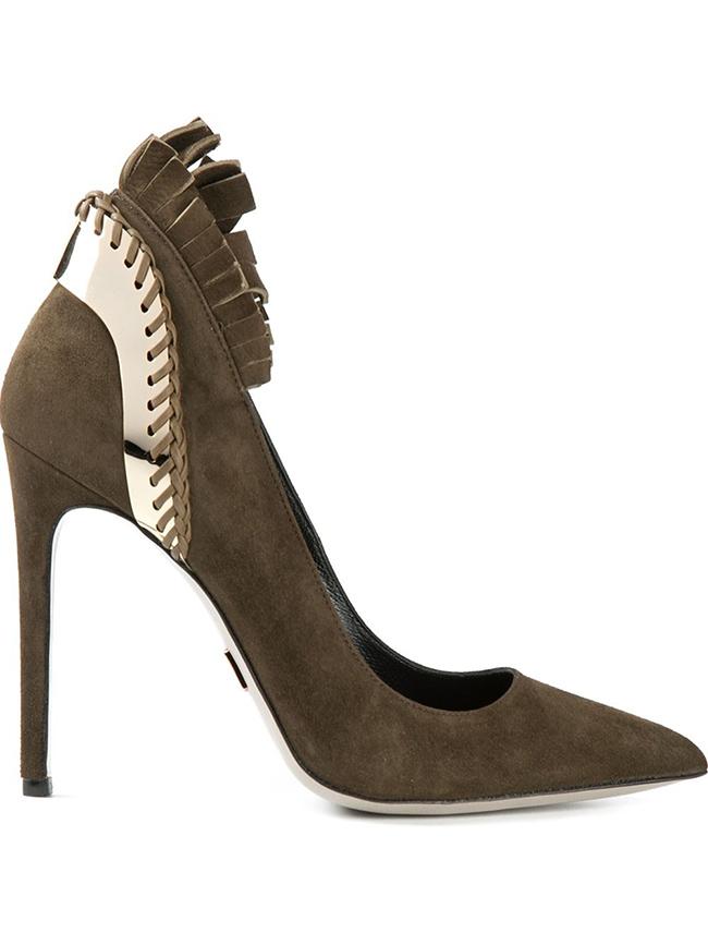 DANIELE MICHETTIВелурени обувки556 евроfarfetch.com/bg