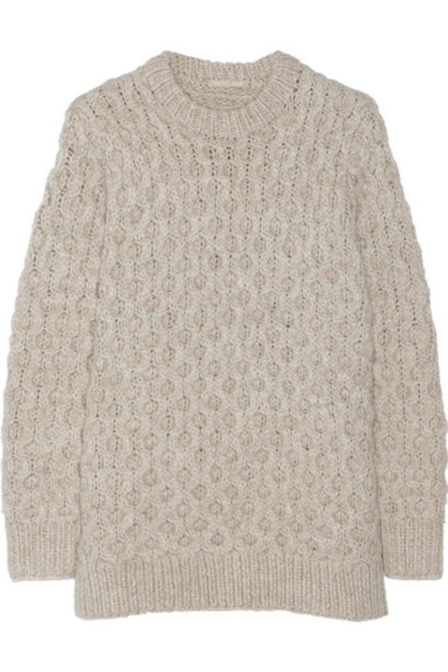 MICHAEL KORSВълнен пуловер650 евроnet-a-porter.com