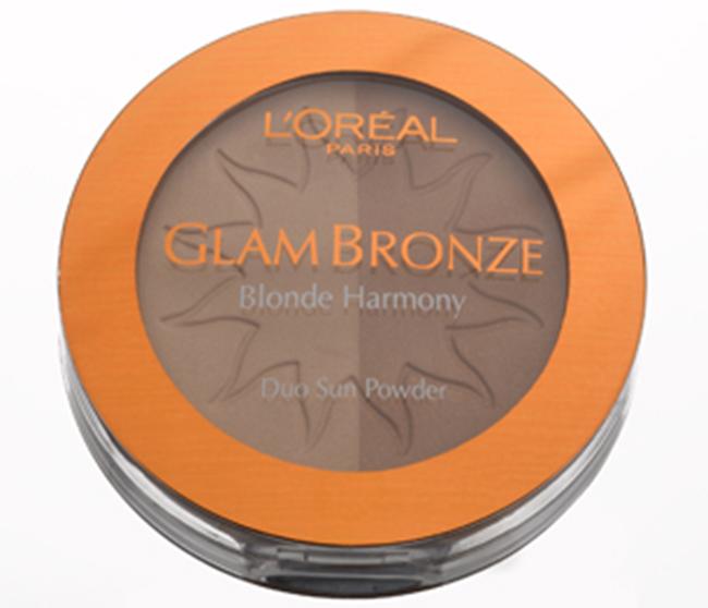 Glam Bronze LOrealБронзираща пудра за лицеlorealparisbulgaria.com