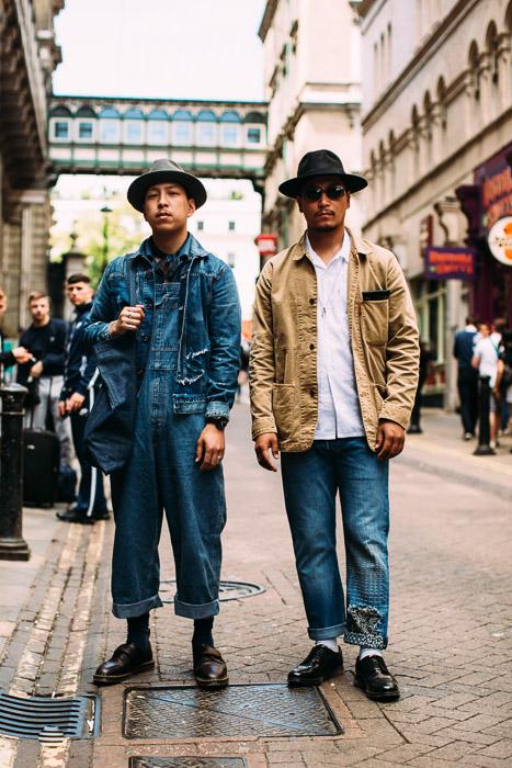 Street Style London Fashion Week Men 39 S 2019