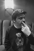 """Душан Дракалски, секси македонецът с прошарена коса и опит в комуникациите: """"Нищо не може да допре или докосне сърцето, ако не идва от сърце."""""""