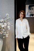 """Лидия Манолова - журналистът, съчетал архитектурата, дизайна и смисъла на живот в едно: """"Интериорът е израз на личното ни усещане за комфорт и wellbeing, не шоурум."""""""