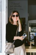 """Еми Кирилова, шеф на ПР-а на гиганта Huawei за България и Северна Македония: """"До съвсем скоро дори мислех, че съм интроверт, защото наистина обожавам и ценя времето сама със себе си. Само че 2020 официално ме опроверга - имам огромна нужда от хора, от жива, непосредствена комуникация, която ме зарежда."""""""