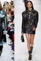 """Cowgirl От Céline през Louis Vuitton чак до Versace дизайнерите изкарват  каубойските мотиви на """"манежа"""", а никой не е предполагал, че реакциите ще са толкова позитивни и този позабравен и отчасти недооценен уестърн мотив ще бъде толкова успешно поднесен."""