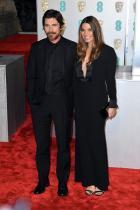 Крисчън Бейл и съпругата му