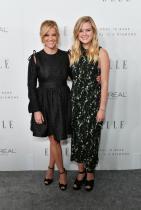Рийз Уидърспуун и дъщеря й Ава в Calvin Klein