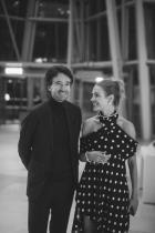 Антоан Арно и Наталия Водянова
