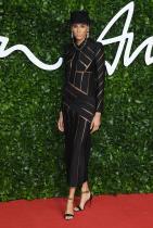 Синди Бруна в Fendi Couture