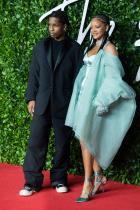 Риана иA$AP Rocky в Fenty