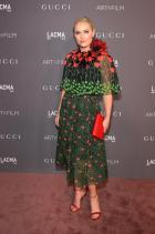 Линдзи Вон в Gucci