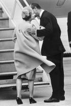 1982 Принц Филип и кралица Елизабет