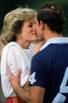 1985 Принц Чарлс и принцеса Даяна