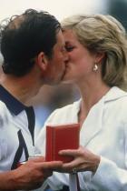 1987 Принц Чарлс и принцеса Даяна
