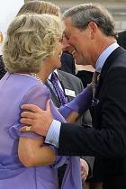 2001 Камила Паркър-Боуълс и принц Чарлс