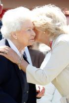 2015 Кралица Елизабет и Камила Паркър