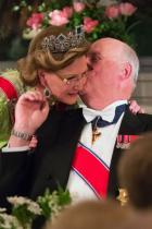 2017 Крал Хералд на Норвегия и кралица Соня