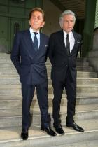 Валентино Гаравани и Джанкарло Джамети