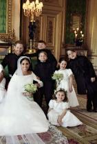 Шаферчета Чудите се защо всички шаферки на кралската сватба на Хари и Меган бяха невръстни момиченца. Е, по неписани кралски закони е прието те или да са деца или почти отиващи към тийнейджърство момичета.