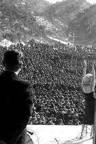В Южна Корея, 1954