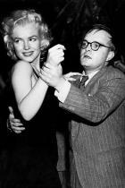 Мерилин Монро и Труман Капоти, 1956
