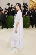 Сара Маргарет Куали в Chanel
