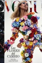 Карли Клос Първа корица: октомври 2009 г.  Последна корица: юни 2018.