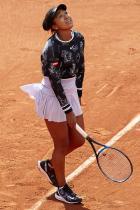 Наоми Осака в Nike