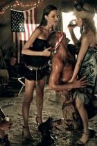 """""""Прави любов, а не война"""", Стивън Мейзъл, септември 2007"""