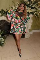 M.I.A НосенейкиRichard QuinnзаFashion and Film партито на британския Vogue и Tiffany & Co.