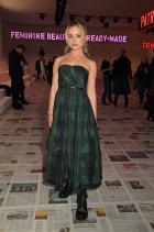 Лейди Амелия Уиндзор В рокля Dior за шоуто Dior Autumn/Winter 20.