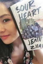Констанс Ву Актрисата разлиства, а и не само, интересната Sour Heart от Jenny Zhang