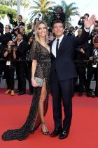 Антонио Бандерас и половинката му