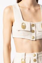 Alice McCall Queenie Cropped Top 334лв