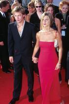 Бард Пит и Дженифър Анистън, 2000
